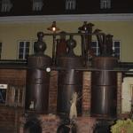 Пивоваренные котлы.
