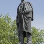 Памятник Ленину. Площадь Ленина.