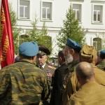 Ветераны ВДВ.
