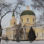Омский Свято-Никольский Казачий собор.