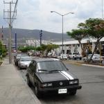Мексиканская улица. Обратная сторона.