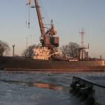 Порт города Балтийска. Снимок 3.