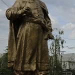Памятник Богдану Хмельницкому. Расположен ул. Богдана Хмельницкого 226.