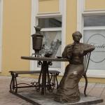 М. А. Шанина бывшая владелица магазинов на Любинском проспекте.