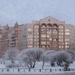 Жилой дом на улице Стальского.