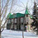 Либеров-Центр. Государственный областной художественный музей.