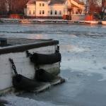 Порт города Балтийска. Снимок 2.
