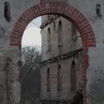 Балтийск, старая мельница. Снимок 1.