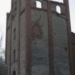 Балтийск, старая мельница. Снимок 2.