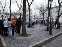 Париж, город спящего единорога. Часть четвёртая. Вторая половина дня