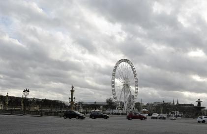 Париж, город спящего единорога. Часть вторая. Утро