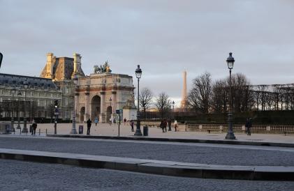 Париж, город спящего единорога. Часть первая. Прибытие