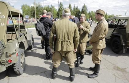 Бессмертный Полк и День Победы. За что воевали солдаты?