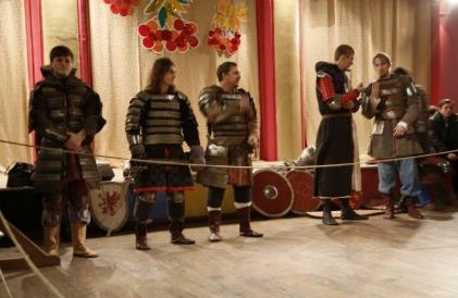 Кельтский фестиваль  «Огни Самайна»